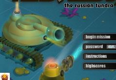 игры бой в русской тундре