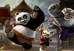игры кунгфу панда для развития