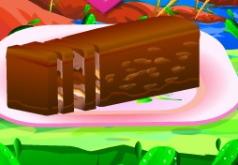 игры шоколадный хлеб