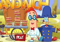 игры беличий бутерброд