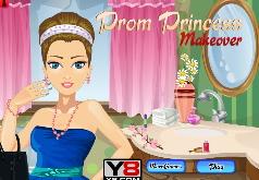 Игры Накрась Принцессу онлайн