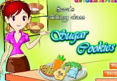 игры рецепт сахарного печенья