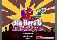 Игры Город героев Приключения снайпера