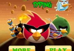 Игры Злые птички – космическая печать