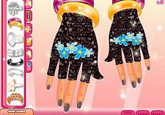 Игры для девочек винкс ногти