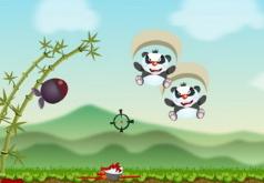 игры сумасшедшие панды