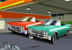 игра гонки гараж