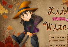 Игры Маленькая ведьма для девочек 7 лет