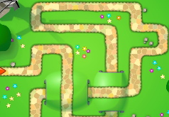 Игра Оборона обезьян