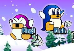 игры пингвины на одного