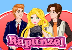 игры для девочек рапунцель свидание