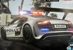 Игры Полицейская парковка в тропиках