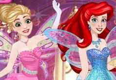 Игры Принцессы Диснея Бал фей