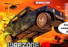 Игры Военная зона Побег