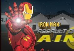Игры Сила Железного Человека