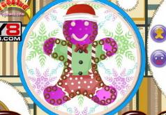 игры рождественское праздничное печенье