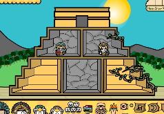 Игры Пирамида Ацтеков Кукольный дом