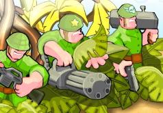 Игры Орудие командира