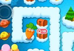 Игры Охрана морковки