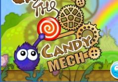 игра съесть конфету