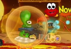 Игры Нашествие роботов пришельцев
