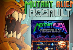 Игры Мутант инопланетянин