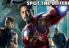 Игры Мстители Определение различий