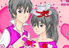 Игры Манга День Валентина