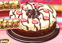 Игры Как приготовить шоколадное бархатное мороженое
