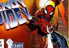 игры человек паук денди