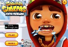 Игры Сабвей Серф Проблемные Зубы
