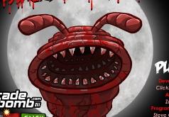 игра ужасный червь из космоса