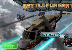 Игра Вертолётная атака