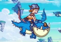 Игры Королевство драконов|бродилки|драконы