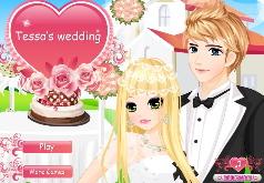 игры свадьба тэсс