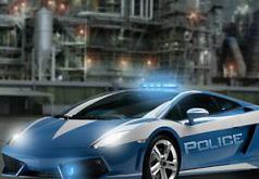 игры полиция машины погоня играть