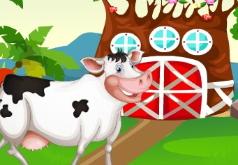игры спасение стада коров