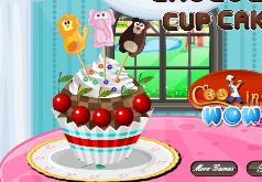 игры большой шоколадный кекс
