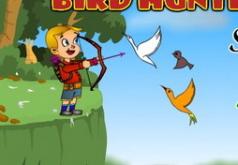 Игра Ричи Рич охотится на птиц