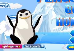 игры пингвину пора домой