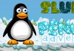 Игры пингвины на льдине