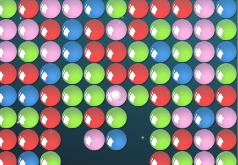 игры перемещение пузырьков