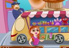 игры пекарня на улице