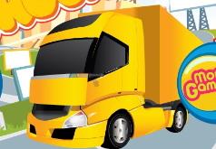 игры парк большой грузовик