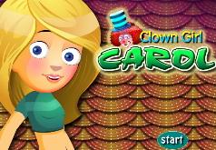 игры оденьте клоуна кэрол