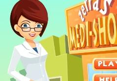 Игры для девочек аптека