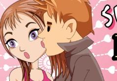 игры неожиданный поцелуй
