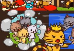 игры кошки и лисы