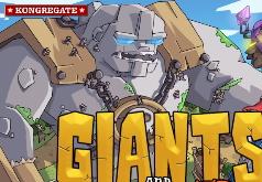 игры великаны против великанов