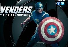 Игры Мстители найти номера